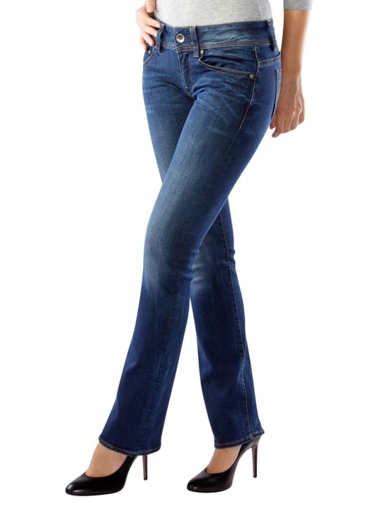 G-Star Midge Saddle Mid Bootleg Neutro Jeans  Damen Jeans