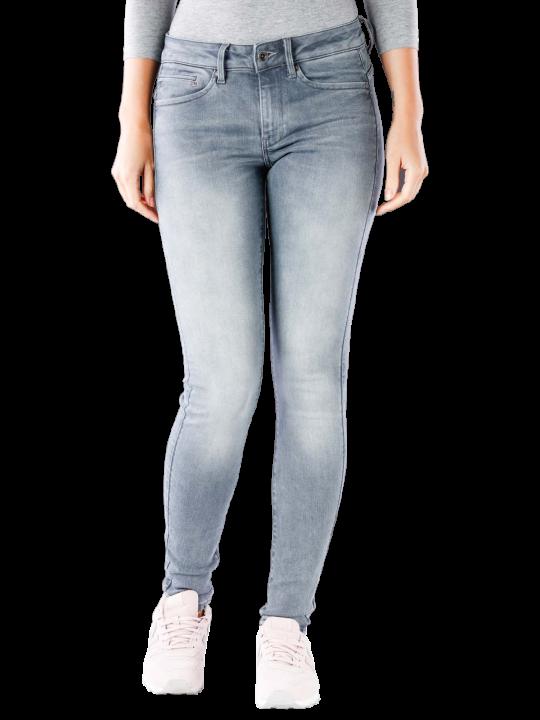 G-Star Midge Zip Mid Skinny Jeans Skinny Fit