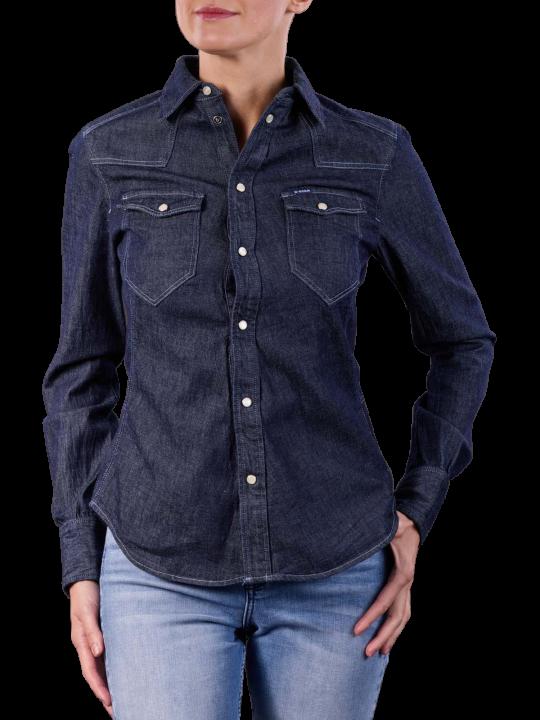 G-Star Western Kick Denim Shirt Slim