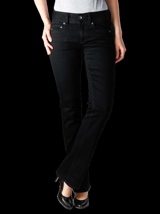 G-Star Midge Mid Bootcut Elto Nero Superstretch Jeans