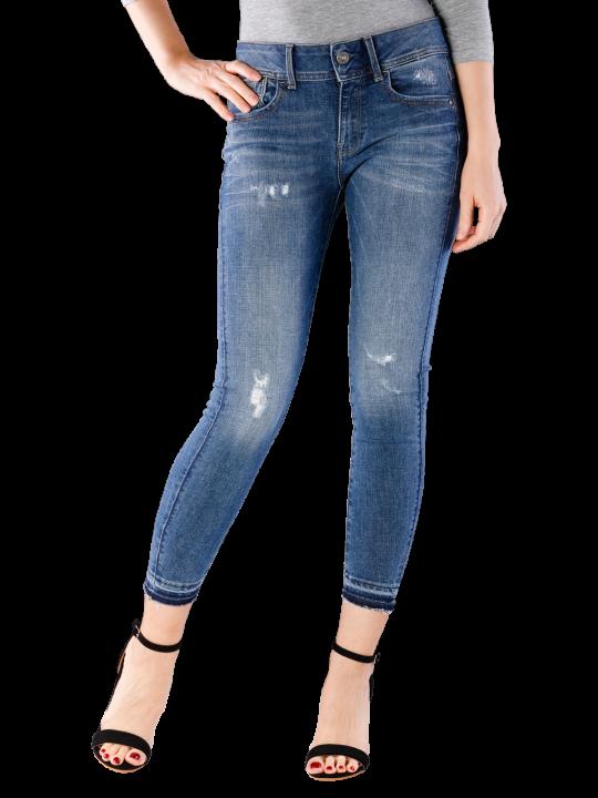 G-Star Lynn Mid Skinny Ankle Jeans Skinny Fit  Damen Jeans