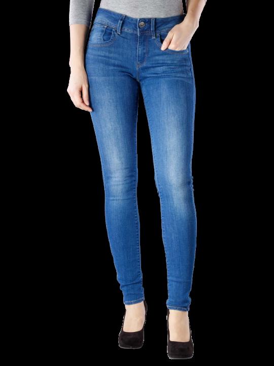 G-Star Lynn Mid Skinny Jeans Skinny Fit  Damen Jeans