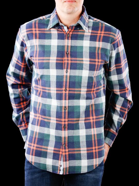 Fynch-Hatton Shirt Soft & Lightweight Flanel Shirt