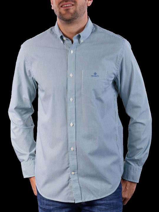 Gant D1 Bc Banker Contrast Reg BD Shirt