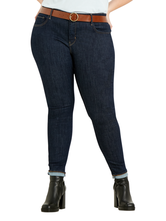 Levi's 310 Plus Shaping Jeans Super Skinny Fit  Damen Jeans