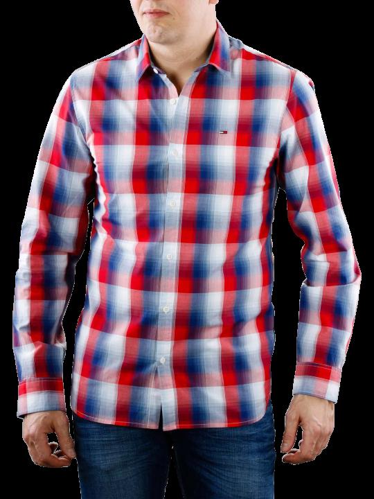 Tommy Jeans Basic Sln Check Shirt