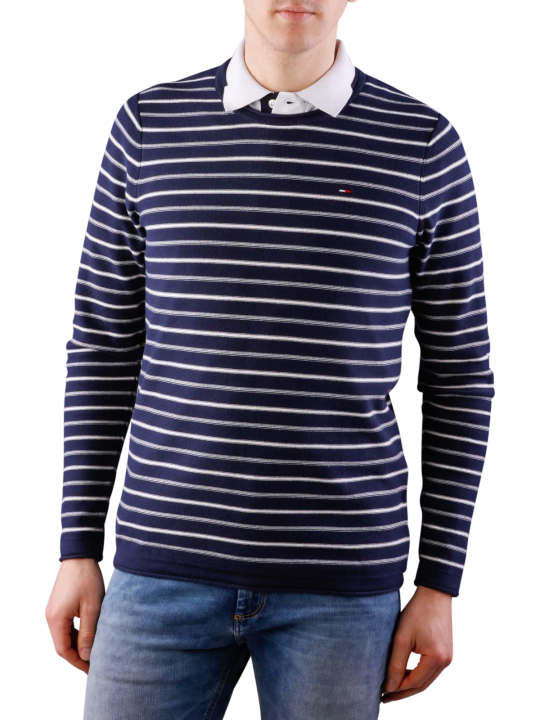 Tommy Jeans Basic Cotton Sweater