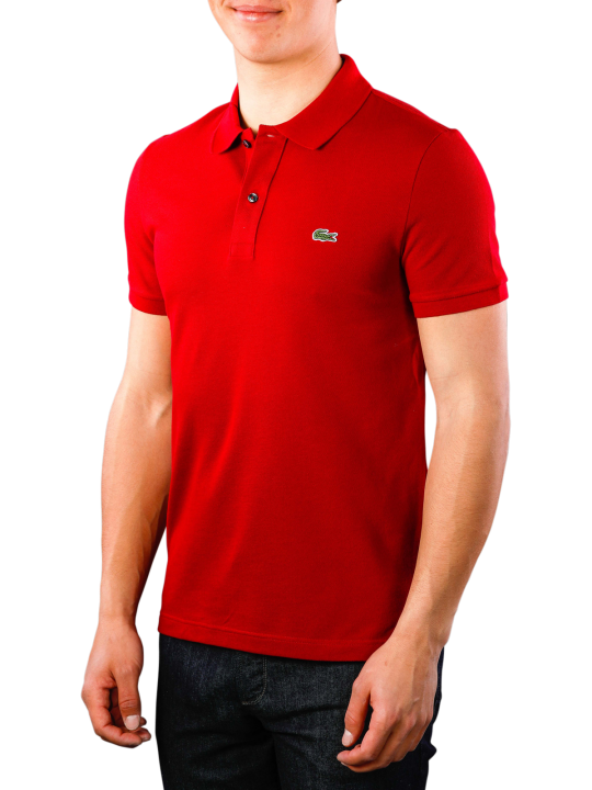 Lacoste Polo Shirt Short Sleeves Slim Fit