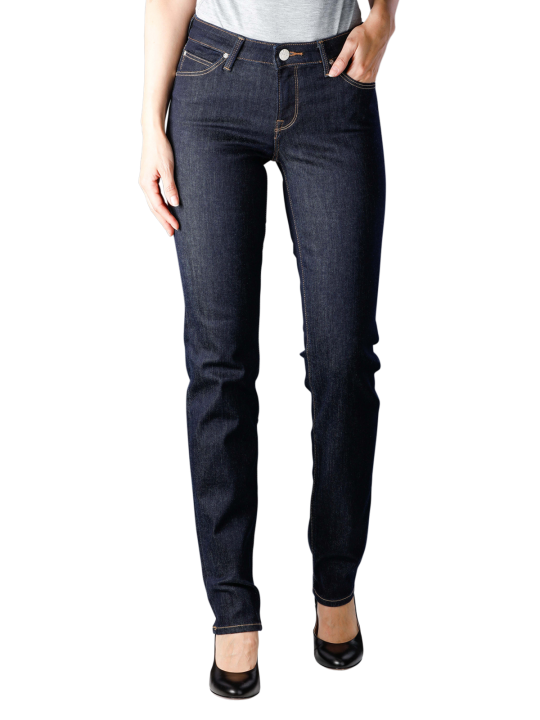 Lee Marion Straight Jeans rinse  Damen Jeans