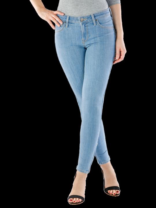 Lee Scarlett Cropped Jeans Slim Fit  Damen Jeans