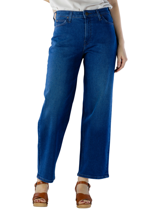 Lee Wide Leg Jeans  Damen Jeans