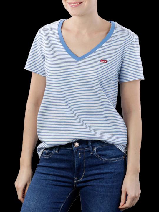 Levi's Perfect Vneck T-Shirt Annalise  Damen T-Shirt