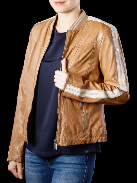 Mile Jil Leather Jacket