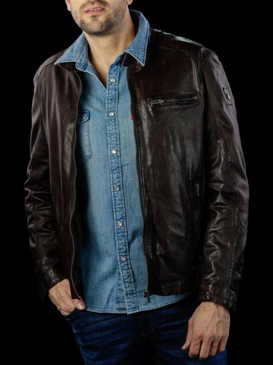 Milestone Stevens Leather Jacket