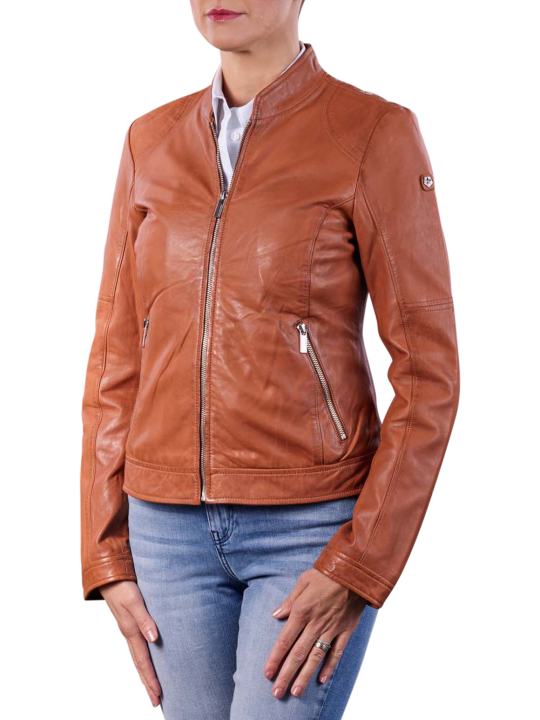 Milestone Nella Leather Jacket