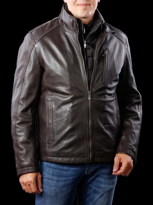 Milestone Rono Leather Jacket