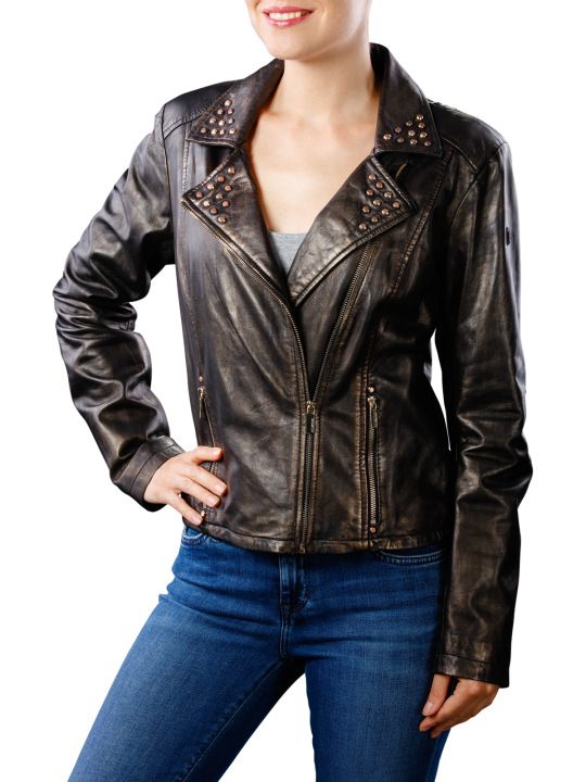 Mile Star CB Leather Jacket