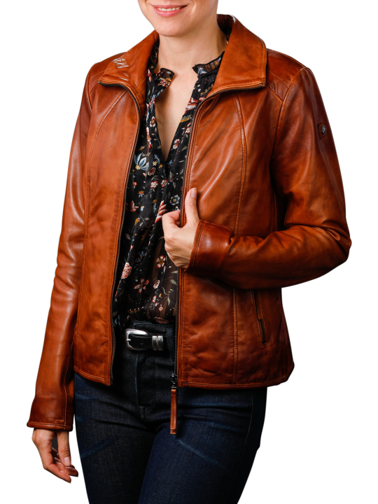 Mile Phoebe Leather Jacket