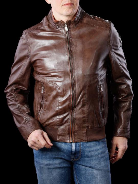 Milestone Genf Leather Jacket