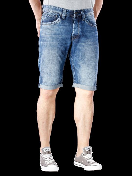Pepe Jeans Cash Short denim blue  Herren Shorts