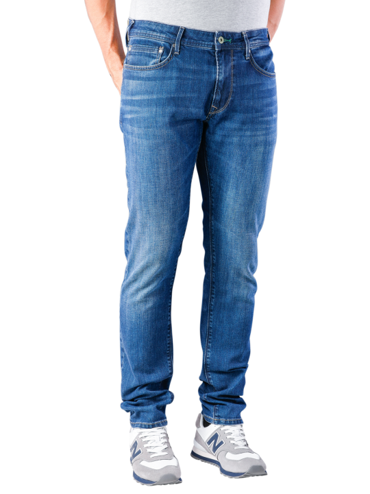Pepe Jeans Stanley Wiser Wash Jeans Tapered Fit  Herren Jeans