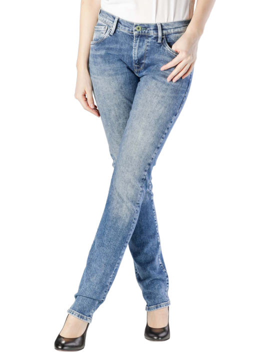 Pepe Jeans Victoria Wiser Wash Jeans Slim Fit