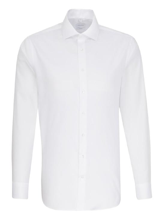 Seidensticker Hemd Shaped Fit Spread Kent