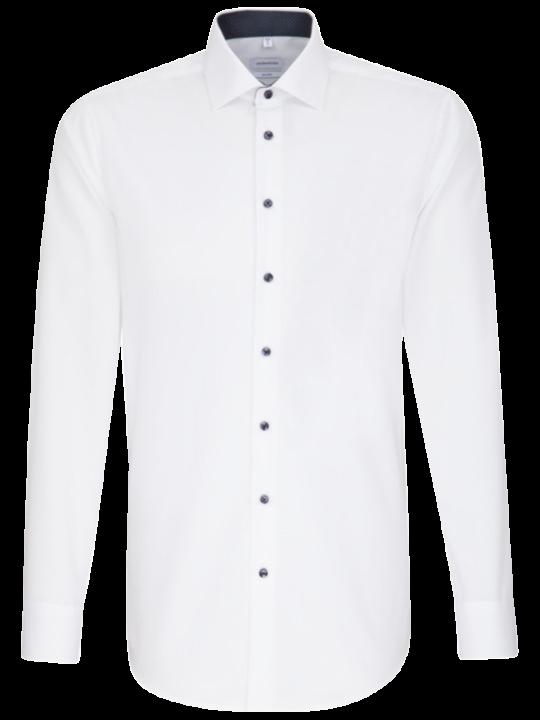 Seidensticker Hemd Shaped Fit Business Kent Patch12