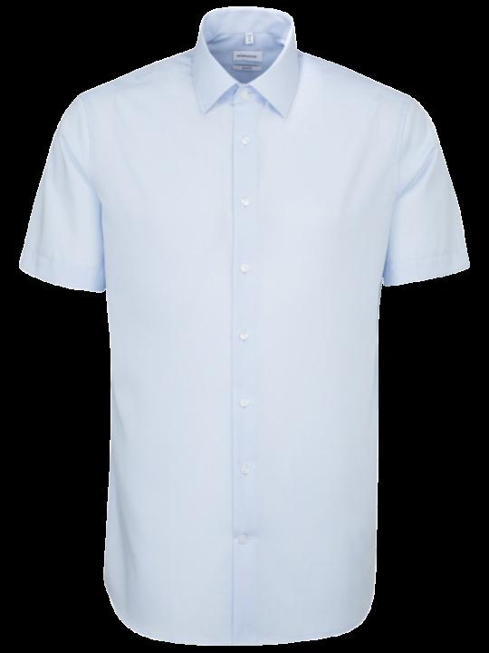 Seidensticker Hemd 1/2 Shaped Kent Bügelfrei