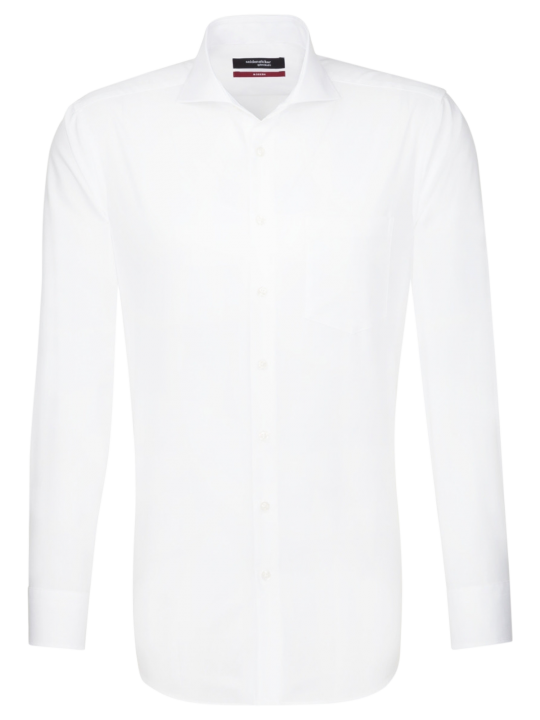 Seidensticker Hemd Regular Fit Hai Bügelfrei