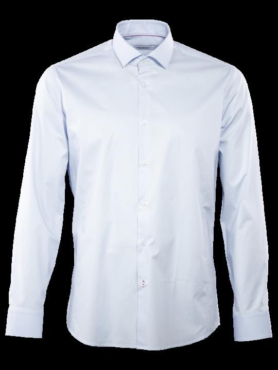 The Basics Shark Shirt Body Fit Easy Care