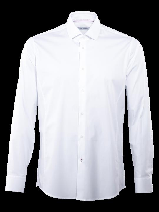 The Basics Hai Shirt  Modern Fit Easy Care