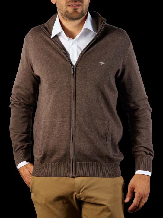 Fynch-Hatton Cardigan-Zip Sweater