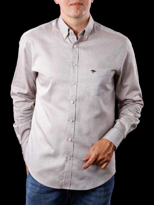 Fynch-Hatton Soft Winter Structure Shirt