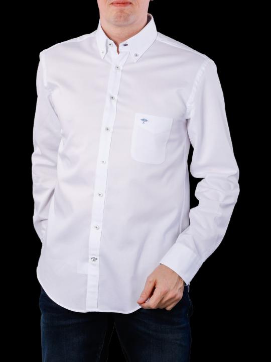 Fynch-Hatton Solid Summer Shirt