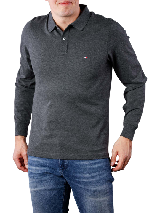 Tommy Hilfiger Luxury Slim Tipped Polo  Herren Polo Shirt