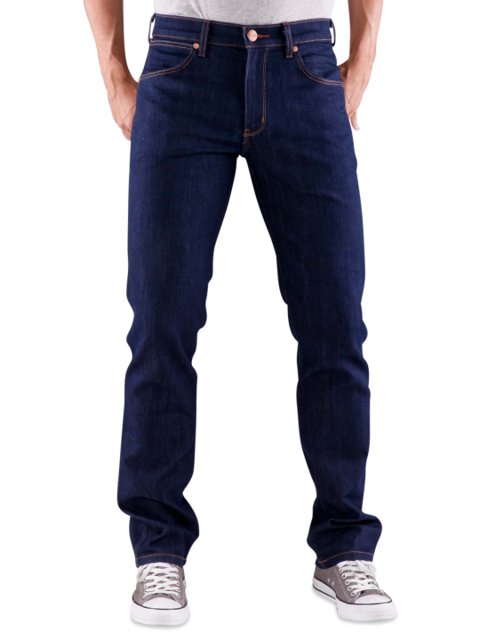 Wrangler Greensboro Stretch Jeans Tapered Fit
