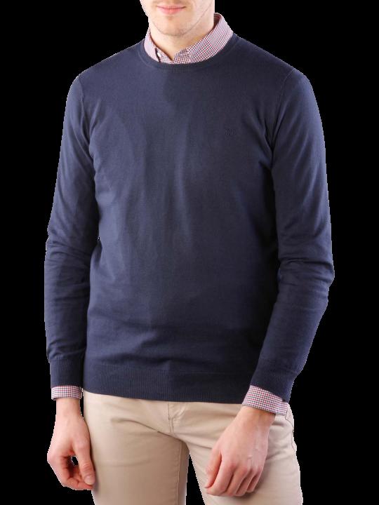 Wrangler Fine Gage Crew Knit Pullover