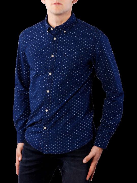 Wrangler 1 Pkt Button Down Shirt