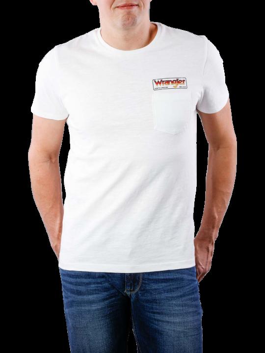 Wrangler Pocket T-Shirt