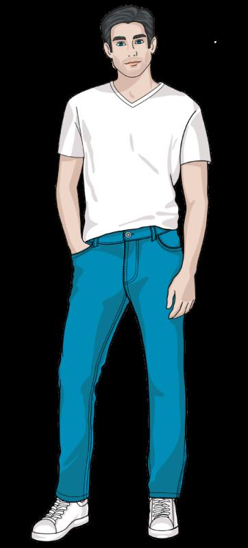 Jeansfinder Männer